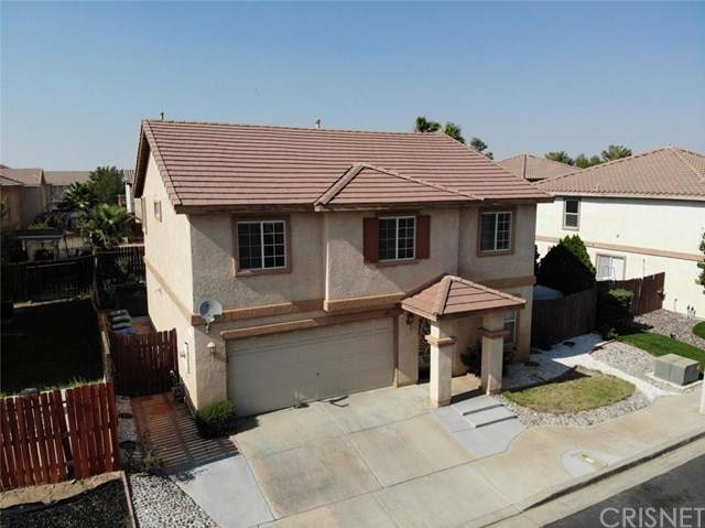 125 Latente Drive, Palmdale, CA 93550 (#SR20155416) :: Allison James Estates and Homes