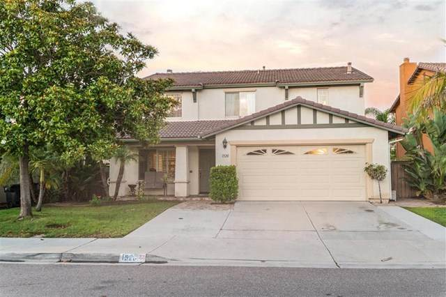 1520 La Chica, Chula Vista, CA 91911 (#200036989) :: The Laffins Real Estate Team