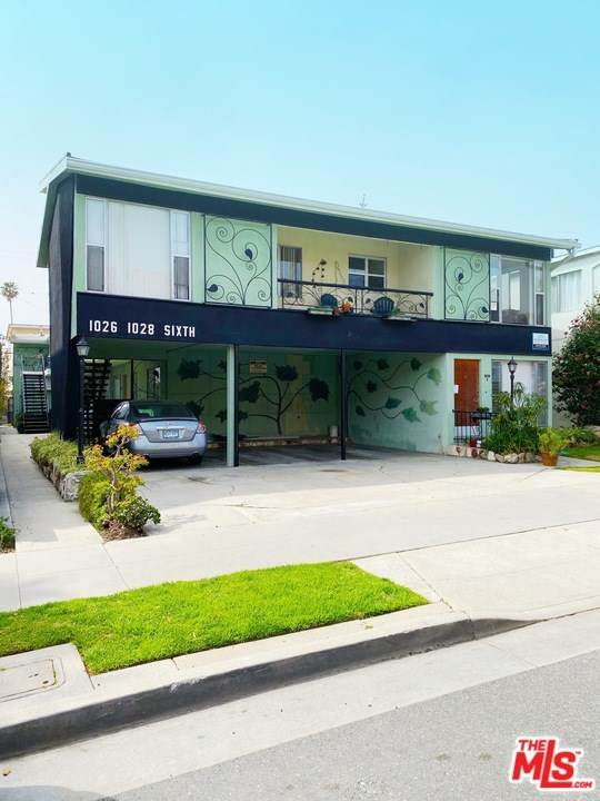1026 6Th Street, Santa Monica, CA 90403 (#20613296) :: Sperry Residential Group