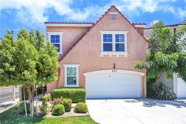 802 Kinbrae Avenue, Hacienda Heights, CA 91745 (#WS20100618) :: Allison James Estates and Homes