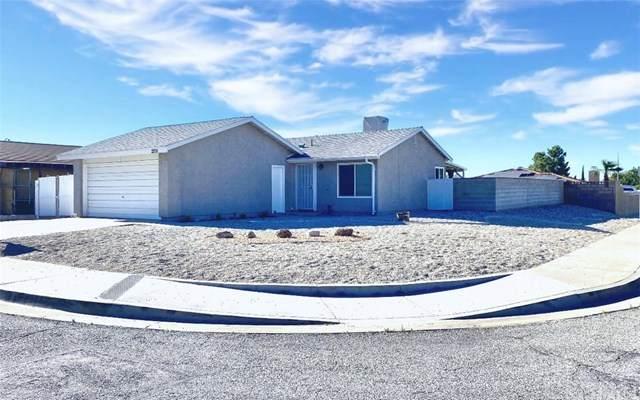 2201 W Avenue K13, Lancaster, CA 93536 (#SR20155808) :: Cal American Realty