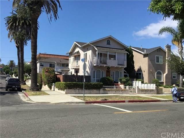 1141 S Alma Street, San Pedro, CA 90731 (#SB20156052) :: Millman Team