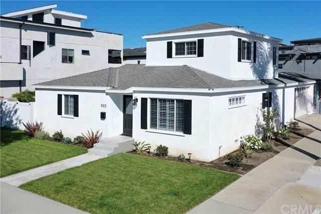 502 13th Street, Huntington Beach, CA 92648 (#OC20153297) :: Millman Team
