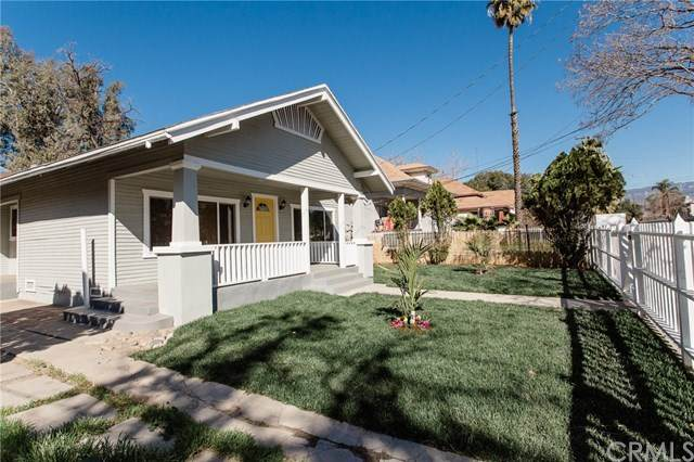 124 N J Street, San Bernardino, CA 92410 (#CV20156100) :: Team Tami