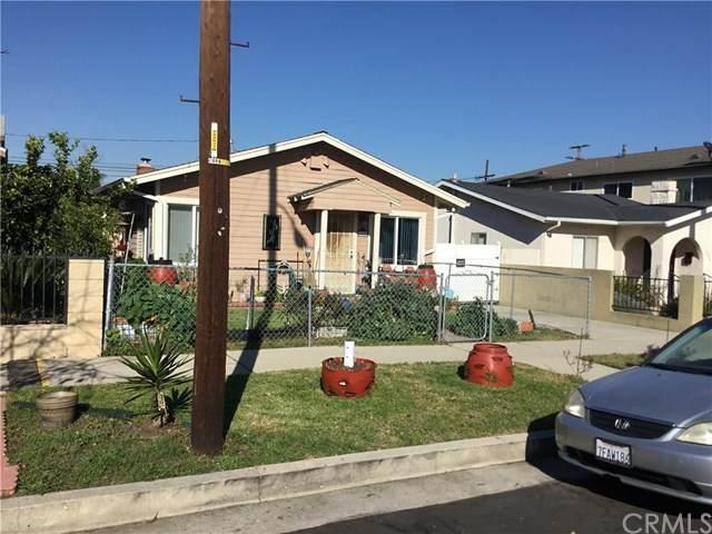 1040 W 24th Street, San Pedro, CA 90731 (#SB20156125) :: Millman Team