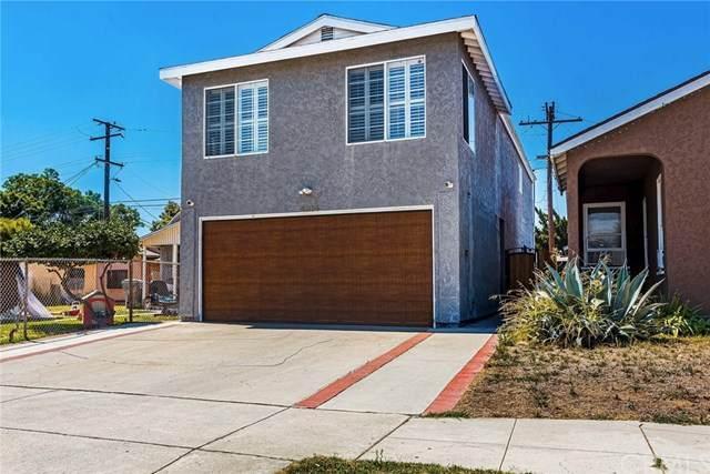 4204 Agnes Avenue, Lynwood, CA 90262 (#PW20156268) :: Allison James Estates and Homes
