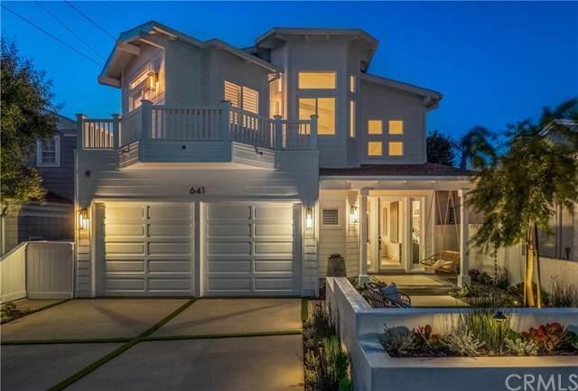 641 26th Street, Manhattan Beach, CA 90266 (#SB20139383) :: Wendy Rich-Soto and Associates