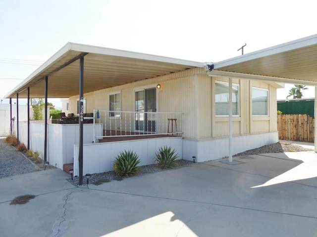 32660 Bloomfield Avenue, Thousand Palms, CA 92276 (#219047152DA) :: Allison James Estates and Homes