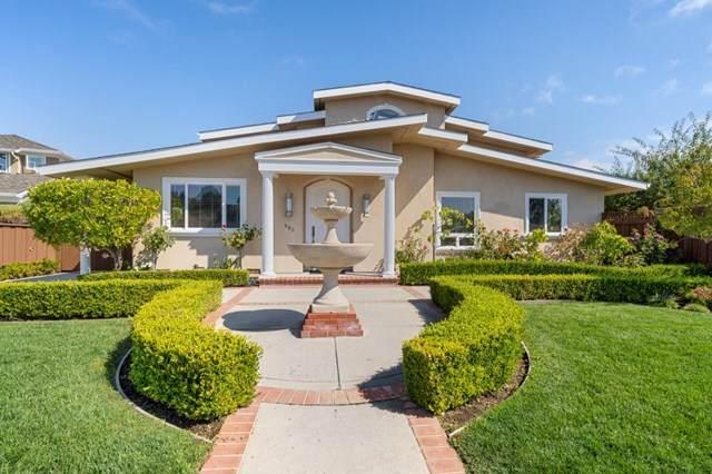 840 Hawthorne Way, Millbrae, CA 94030 (#ML81804319) :: Cal American Realty
