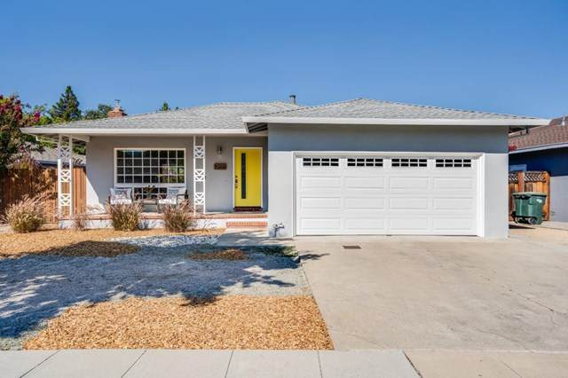 2553 Hampton Avenue, Redwood City, CA 94061 (#ML81803211) :: Cal American Realty