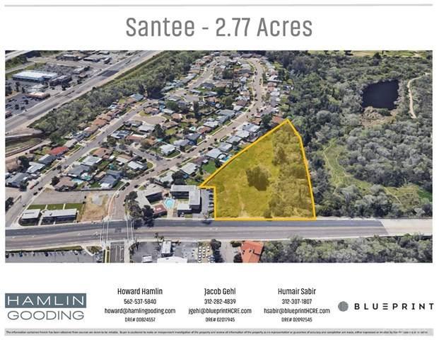 9078 Carlton Hills Boulevard, Santee, CA 92071 (#OC20156386) :: Bob Kelly Team