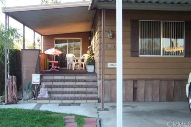 1855 Riverside Drive E #385, Ontario, CA 91761 (#IV20156451) :: Compass