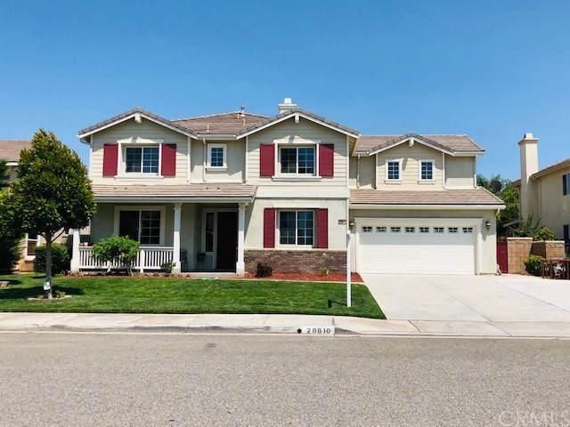 29610 Williamette Way, Menifee, CA 92586 (#SW20156460) :: RE/MAX Empire Properties