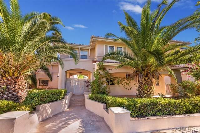 2418 Mohawk Street #1, Pasadena, CA 91107 (#SR20156075) :: The Brad Korb Real Estate Group