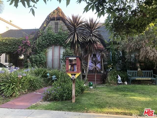8230 W 4Th Street, Los Angeles (City), CA 90048 (#20612796) :: Camargo & Wilson Realty Team