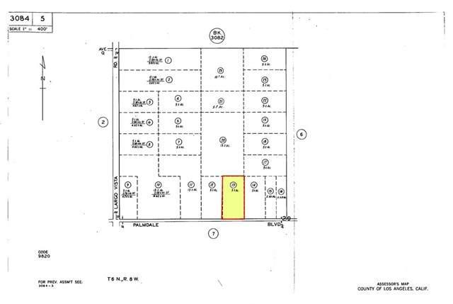 216-St E Palmdale Boulevard, Palmdale, CA 93591 (#SR20156317) :: Team Tami