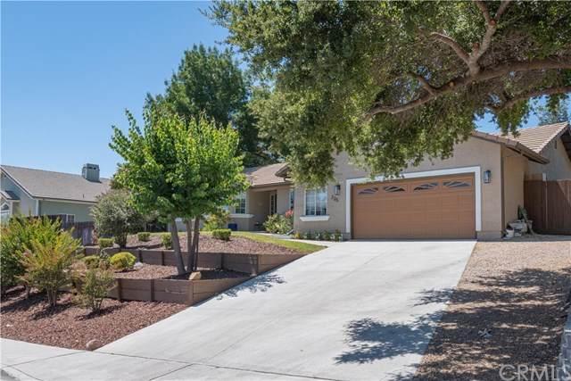 225 Via Promesa, Paso Robles, CA 93446 (#NS20156164) :: Realty ONE Group Empire