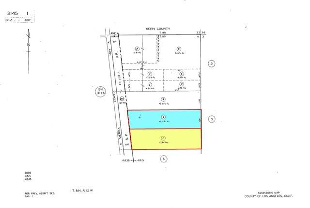 10-St W Avenue A-8 And Sierra Highway, Lancaster, CA 93535 (#SR20156273) :: Cal American Realty