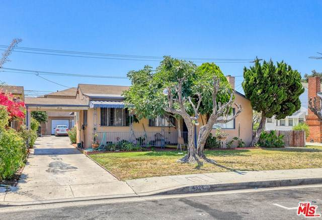 4524 E 59th Place, Maywood, CA 90270 (#20611942) :: Compass