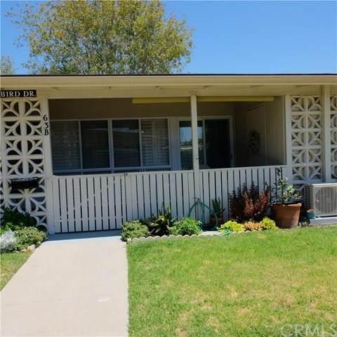 13881 Thunderbird Drive 63B   M1, Seal Beach, CA 90740 (MLS #PW20156570) :: Desert Area Homes For Sale