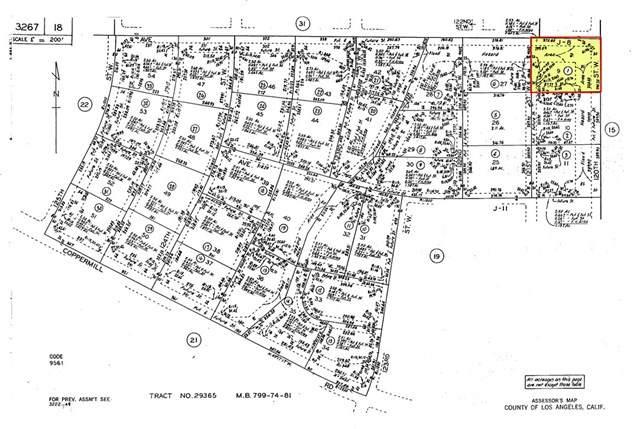 120-St W Avenue J-8, Del Sur, CA 93536 (#SR20156183) :: Allison James Estates and Homes