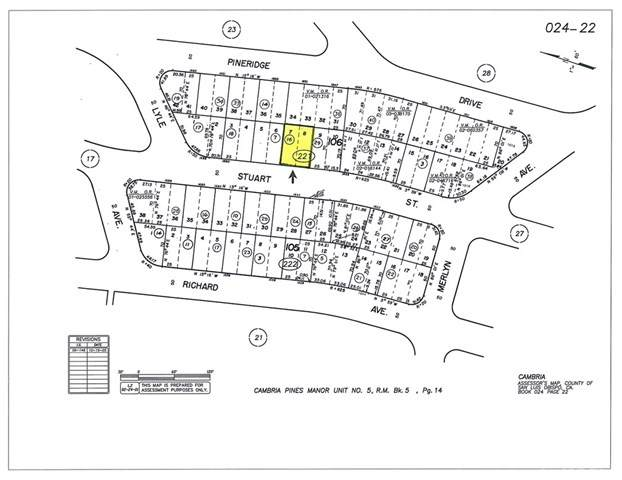0 Stuart Street, Cambria, CA 93428 (#SC20156632) :: Realty ONE Group Empire