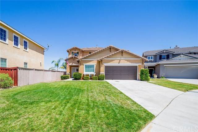 31942 Daisy Field Court, Lake Elsinore, CA 92532 (#SW20156654) :: RE/MAX Empire Properties