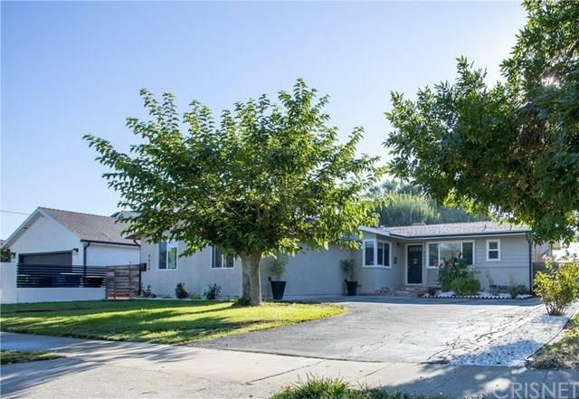 6622 Dannyboyar Avenue, West Hills, CA 91307 (#SR20156668) :: Allison James Estates and Homes