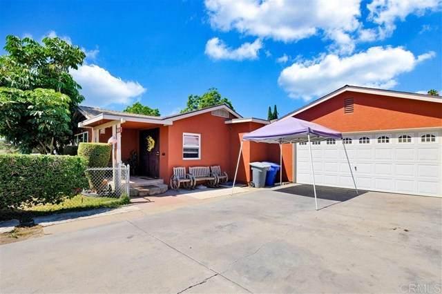 1630 Colfax Drive, Lemon Grove, CA 91945 (#200037155) :: The Najar Group