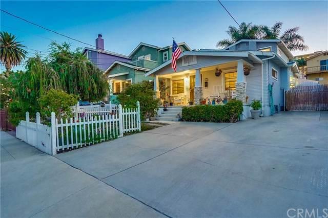 2713 S Kerckhoff Avenue, San Pedro, CA 90731 (#SB20155979) :: Go Gabby