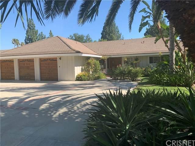 19446 Mayall Street, Northridge, CA 91324 (#SR20156594) :: Team Tami