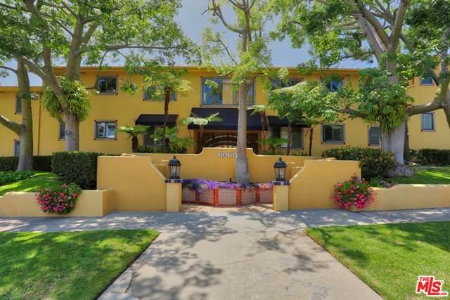 1615 N Laurel Avenue #210, Los Angeles (City), CA 90046 (#20613848) :: Z Team OC Real Estate