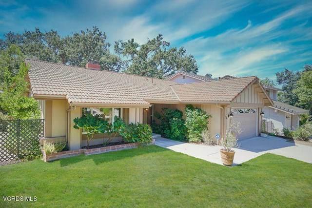 924 Evenstar Avenue, Westlake Village, CA 91361 (#220008286) :: Twiss Realty