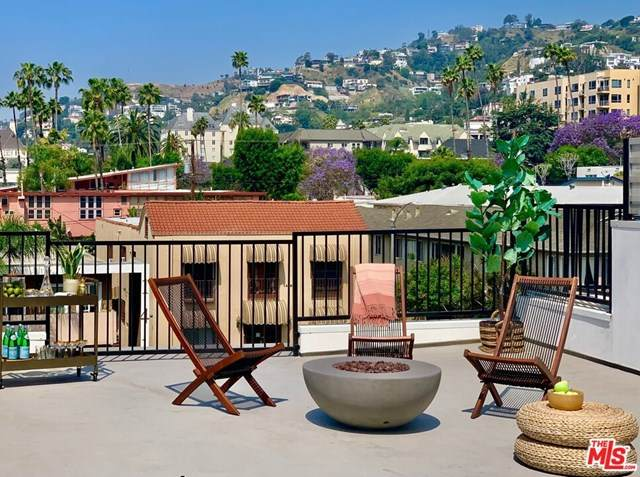 1358 N Fairfax Avenue, Los Angeles (City), CA 90046 (#20613180) :: Compass
