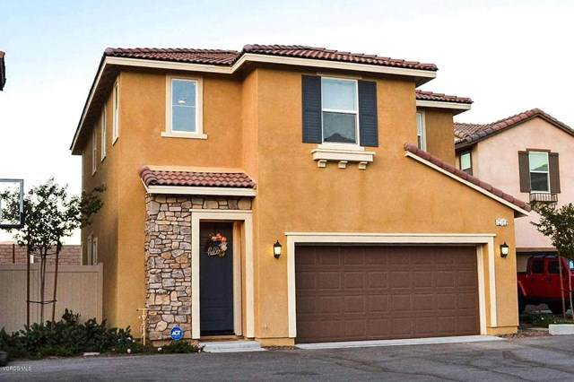 19700 Kamm Court, Canyon Country, CA 91351 (#220008299) :: Team Tami