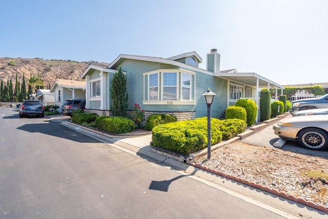 250 Telegraph Road #232, Fillmore, CA 93015 (#220008301) :: Team Tami