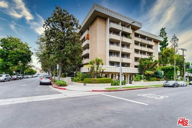 1300 Midvale Avenue #206, Los Angeles (City), CA 90024 (#20614046) :: Camargo & Wilson Realty Team