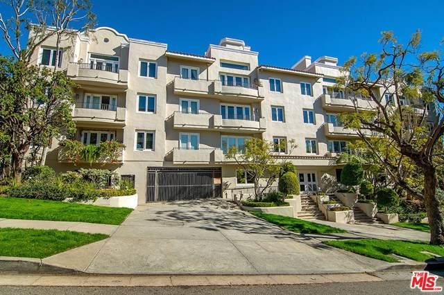 1650 Veteran Avenue #106, Los Angeles (City), CA 90024 (#20613600) :: Camargo & Wilson Realty Team