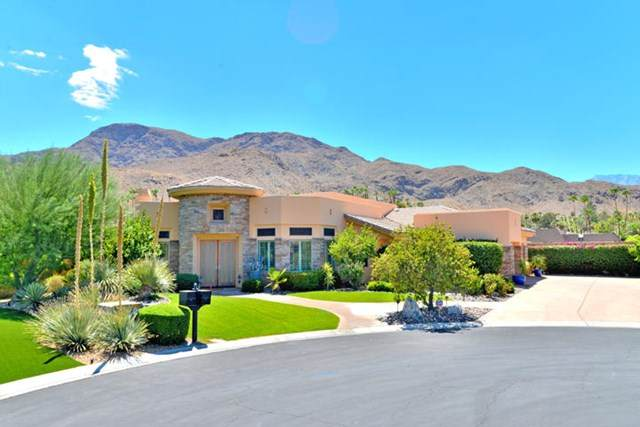 7 Ridgeline Way Way, Rancho Mirage, CA 92270 (#219047191PS) :: The Miller Group
