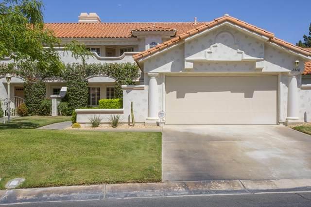 284 Vista Royale Circle E Circle E, Palm Desert, CA 92211 (#219047196PS) :: Sperry Residential Group