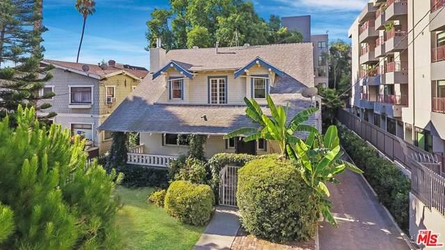 6136 Carlos Avenue, Los Angeles (City), CA 90028 (#20614138) :: Compass