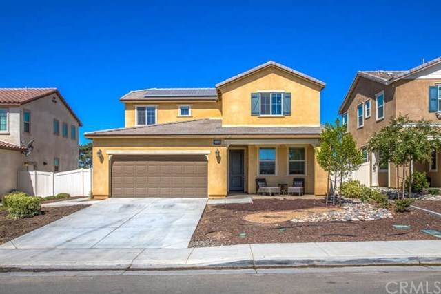 1709 Boysen Way, Beaumont, CA 92223 (#EV20157348) :: Sperry Residential Group