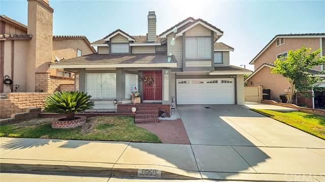 6969 Pizzoli Place, Rancho Cucamonga, CA 91701 (#CV20157367) :: Mainstreet Realtors®
