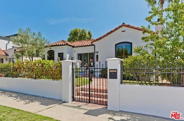 600 N Stanley Avenue, Los Angeles (City), CA 90036 (#20614064) :: Camargo & Wilson Realty Team