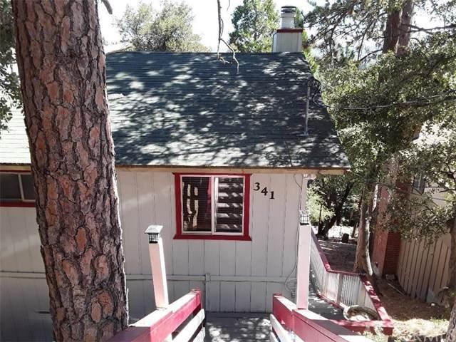 341 Wylerhorn Drive, Crestline, CA 92325 (#EV20156648) :: Crudo & Associates
