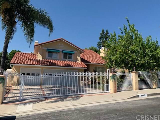 24411 Highlander Road, West Hills, CA 91307 (#SR20155321) :: Allison James Estates and Homes