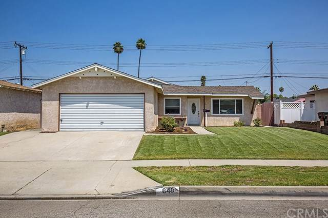 648 Ruthcrest Avenue, La Puente, CA 91744 (#CV20156044) :: Sperry Residential Group