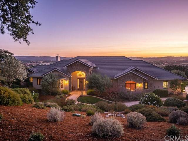 2225 Battering Rock Road, Templeton, CA 93465 (#NS20157554) :: Sperry Residential Group