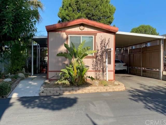 721 N Sunset Avenue #73, Banning, CA 92220 (#SW20151899) :: Allison James Estates and Homes
