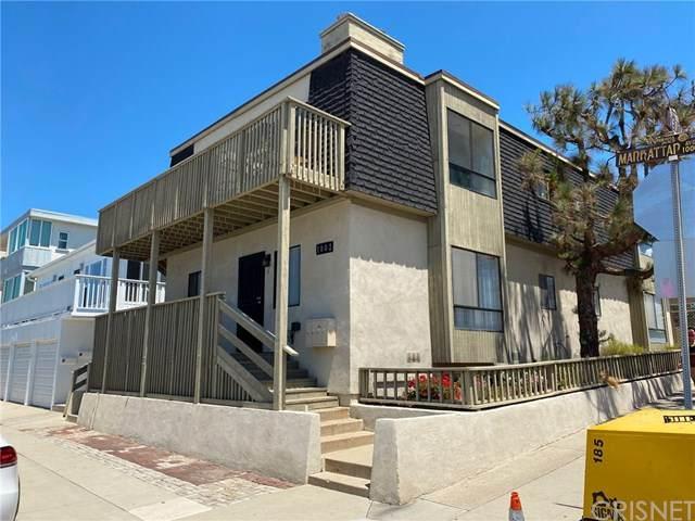 1002 Manhattan Avenue, Hermosa Beach, CA 90254 (#SR20157679) :: Powerhouse Real Estate